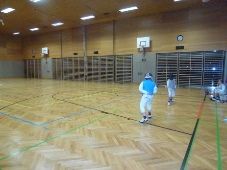 Training VS-Mauth